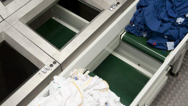 Wasgoed sorteren